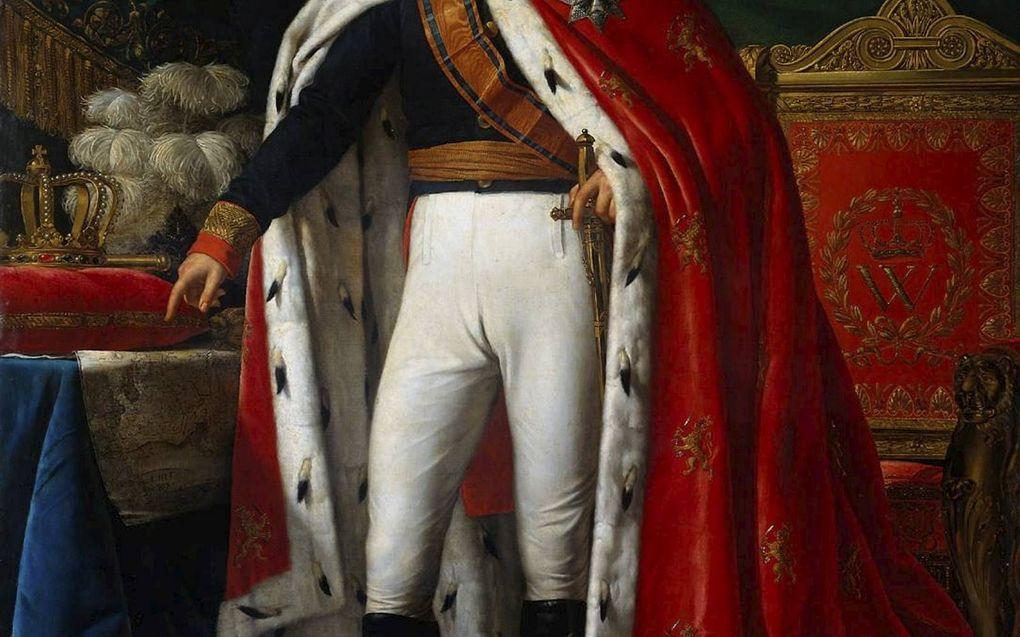 Koning Willem I.beeld Wikimedia