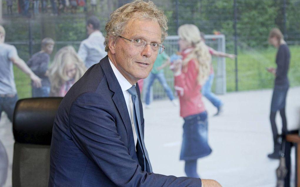 Willem de Potter. beeld Dirk Kreijkamp