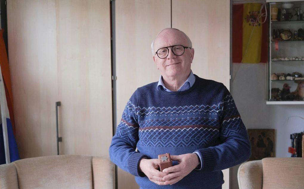 Drs. G. C. Hovingh. beeld Sjaak Verboom