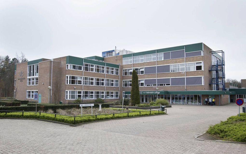 Vestiging Amersfoort van het Van Lodenstein College.beeld RD, Anton Dommerholt