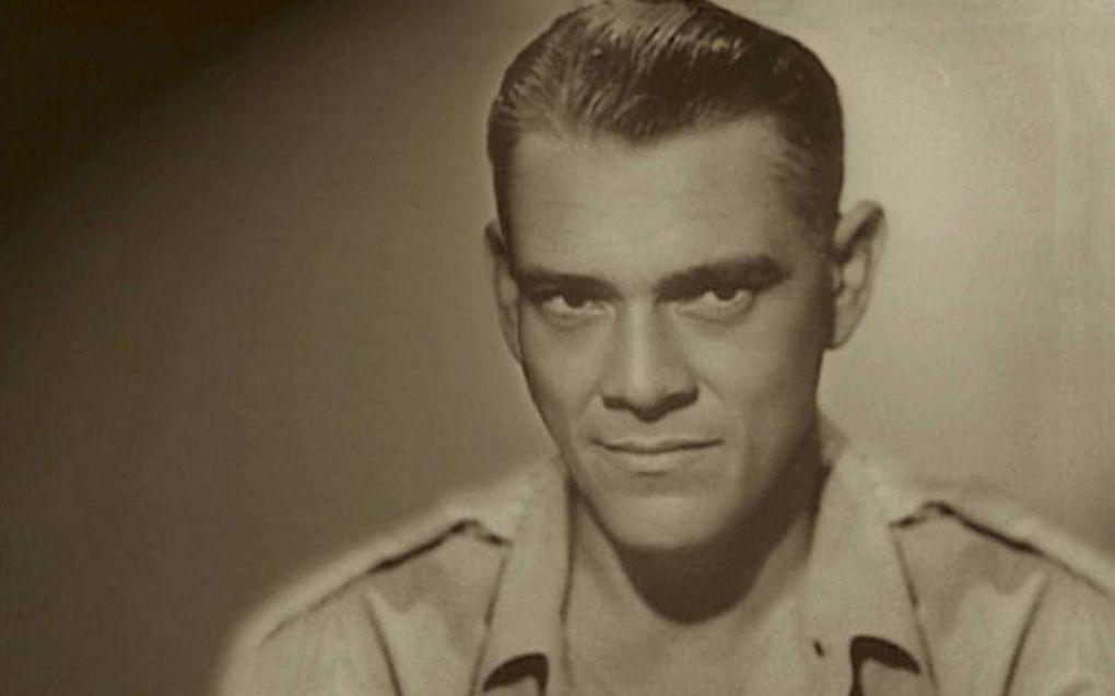 KNIL-kapitein Jack Boer.beeld RD