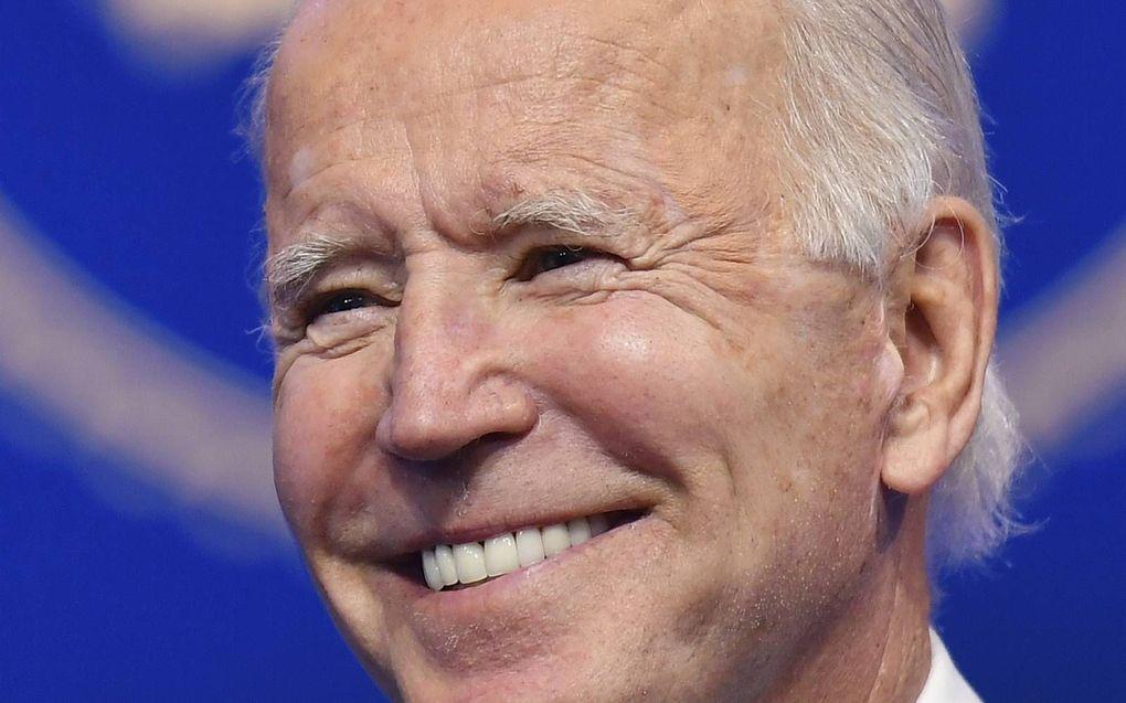 Joe Biden.beeld AFP, Angela Weiss