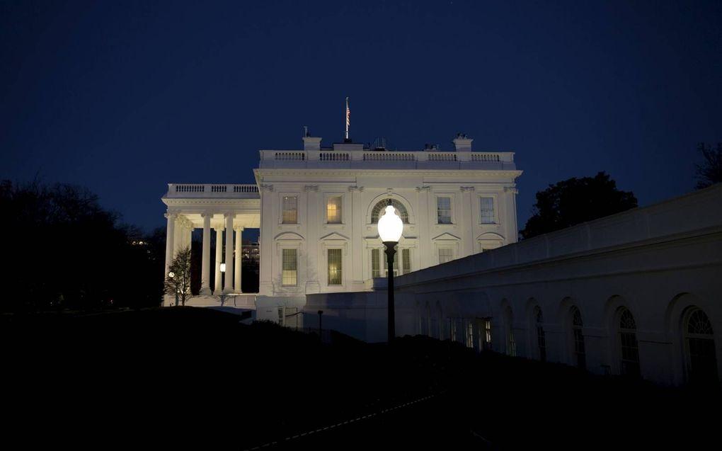 Als Joe Biden in januari zijn intrek in het Witte Huis neemt, zal hij naar verwachting direct een aantal liberale piketpaaltjes slaan.beeld AFP, Brendan Smialowski