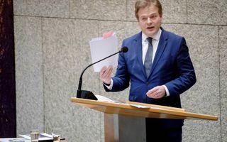 Pieter Omtzigt, beeld ANP, Bart Maat