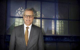 Eerste Kamerlid Peter Schalk (SGP).beeld RD, Henk Visscher