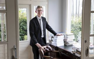 Kand. S. A. Middelkoop wordt predikant in Sint-Annaland.beeld RD, Anton Dommerholt