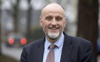 Prof. dr. H. van den Belt.beeld RD, Anton Dommerholt