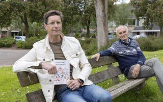 De ethici Groenewoud (l.) en Boer (r.) bundelden 43 ervaringen van nabestaanden en schetsten zo een beeld van de Nederlandse euthanasiepraktijk. beeld Erik Kottier