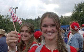 Jonge christenen in de VS worden kritischer. beeld A. Muller