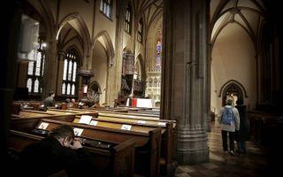 Kerk in New York. beeld RD, Henk Visscher