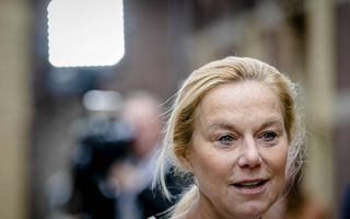 Sigrid Kaag (D66), beeld ANP, Bart Maat