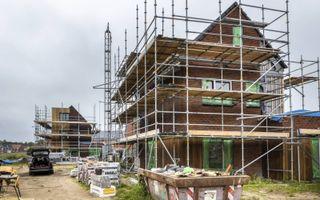 Inspraak vertraagt woningbouw. beeld RD, Henk Visscher