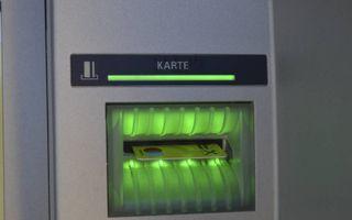Cash geld is in Oostenrijk nog populair.beeld Harold Wilbrink