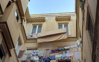 Gezinshulp is gebruikelijk in Italië.beeld Ewout Kieckens