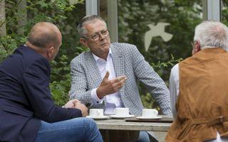 Maarten Verkerk (65) uit Hoensbroek, bijzonder hoogleraar christelijke filosofie aan de Universiteit Maastricht en voorheen ook TU Eindhoven. Richt zich onder meer op milieufilosofie. Tevens lid van de Eerste Kamer voor de ChristenUnie. beeld RD, Anton Do