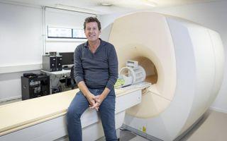 Neuromarketeer Martin de Munnik gebruikt MRI-scans voor commerciële toepassingen.beeld Niek Stam