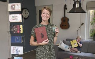Rebecca Koppejan uit Gouda.beeld Sjaak Verboom