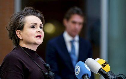 Staatssecretaris Alexandra van Huffelen.beeld ANP, Bart Maat
