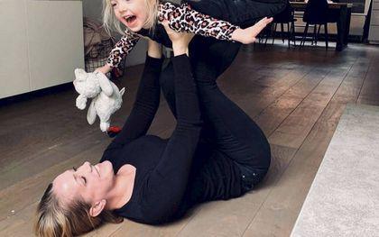 """Tara Boxman: """"We verwachten van jonge moeders dat ze de perfecte ouder zijn.""""beeld Tara Boxman"""