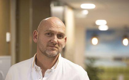 Dr. René Raaijmakers is overtuigd van het nut van complementaire therapieën bij kanker. beeld RD, Anton Dommerholt