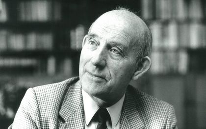 Prof. dr. C. Graafland. beeld RD, Anton Dommerholt