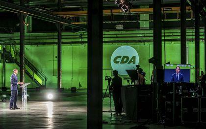Het CDA heeft een pittige discussie achter de rug over de onderwijsvrijheid.beeld ANP, Rob Engelaar
