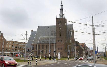 De Breepleinkerk. beeld RD, Anton Dommerholt