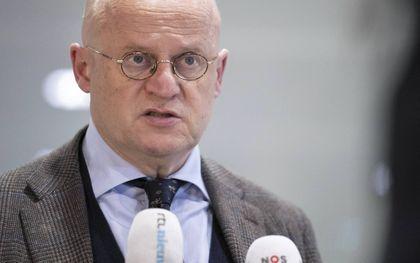 Minister Grapperhaus. beeld ANP, Jeroen Jumelet