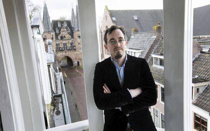 Jasper Stam uit Kampen. beeld RD, Anton Dommerholt