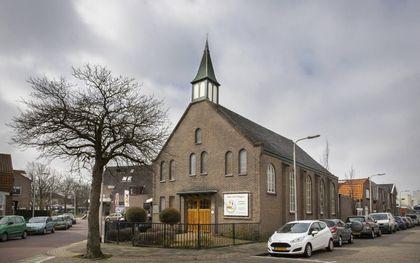 Cgk-kerk Open Hof in Hillegom.beeld RD, Henk Visscher