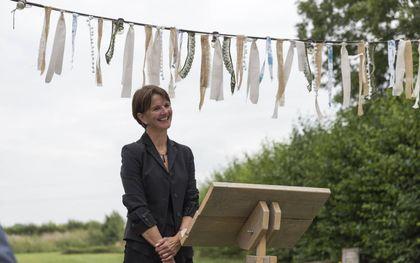 Vera Boonen sloot als buitengewoon ambtenaar van de burgerlijke stand (BABS) in 20 jaar 250 huwelijken.beeld Anita Besselsen Fotografie