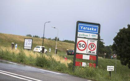 Vooral in Yerseke heeft het virus huisgehouden. beeld ANP, Jeroen Jumelet