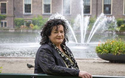 Caroline van der Plas, beeld RD, Henk Visscher