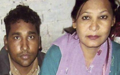 Het echtpaar Shafqat en Shagufta Emmanuel.beeld familie