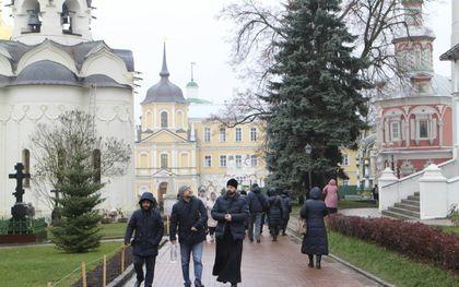 Misbruik gaat de kerk in Rusland niet voorbij.beeld William Immink