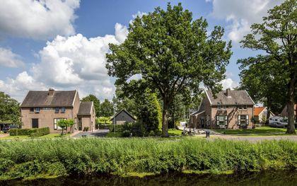 Veenhuizen, een voormalige Kolonie van Weldadigheid, in 1818 gebouwd met als doel armen een beter bestaan te geven.beeld ANP, Vincent Jannink