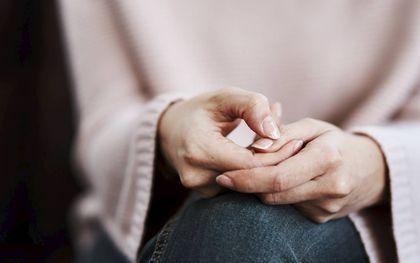 Ouders wil ik oproepen om de schaamte voorbij te gaan, als het u niet lukt om de ouder te zijn die u   wilt zijn.beeld iStock