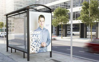 Slechts bij 16 procent van alle reclames hebben gekleurde mensen een hoofdrol hebben.beeld iStock