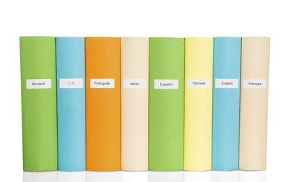 Dat zou prettig zijn, geen vreemde talen meer hoeven te leren.beeld iStock