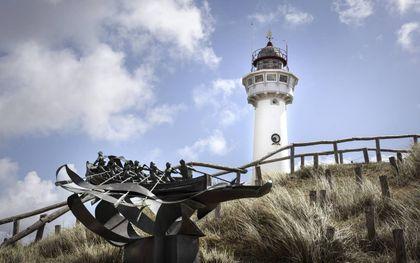 Vuurtoren J. C. J. van Speijk, Egmond aan Zee. beeld Henk Visscher