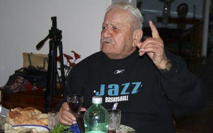 Grigor Baindoerasjvili. beeld Stichting Sovjet Ereveld