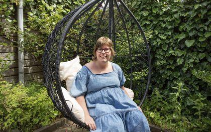Jessie woont in een Prader-Willihuis, met andere mensen die het syndroom hebben.beeld Dirk Hol