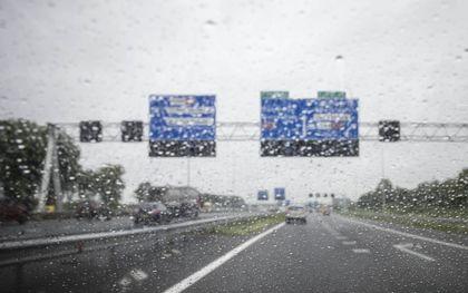 """""""Waar moet het heen met Nederland? Wordt het linksaf of rechtsaf?""""beeld ANP, Rob Engelaar"""