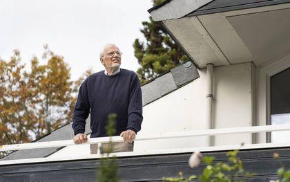 Prof. dr. J. W. Maris, emeritus hoogleraar dogmatiek. beeld Niek Stam