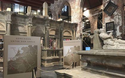 Aan het convent van Emden in 1571 was eerder dit jaar een tentoonstelling gewijd in de Noord-Duitse stad.beeld RD