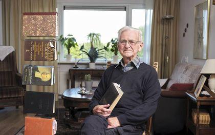 """Marinus Dankers: """"Loslaten en overgeven, dat is waar het uiteindelijk om gaat."""" beeld Sjaak Verboom"""