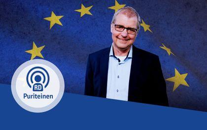 Dr. Klaas van der Zwaag spreekt in deze aflevering van de PuriteinenPodcast over Schotland en de Marrowmen. beeld RD