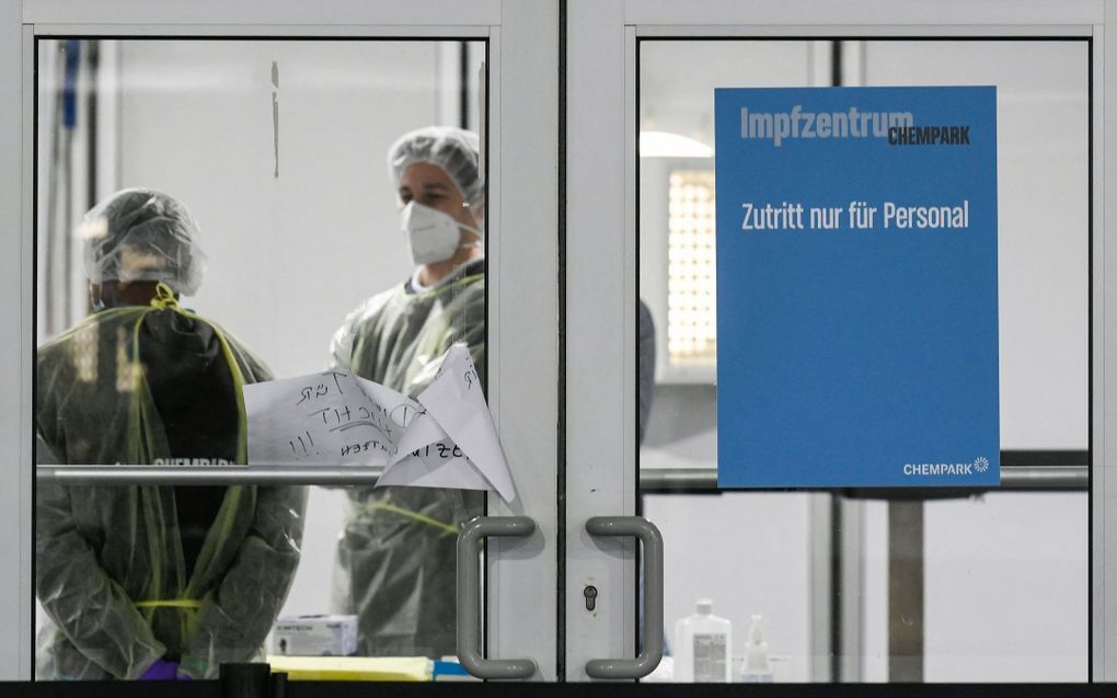 beeld AFP, Ina Fassbender