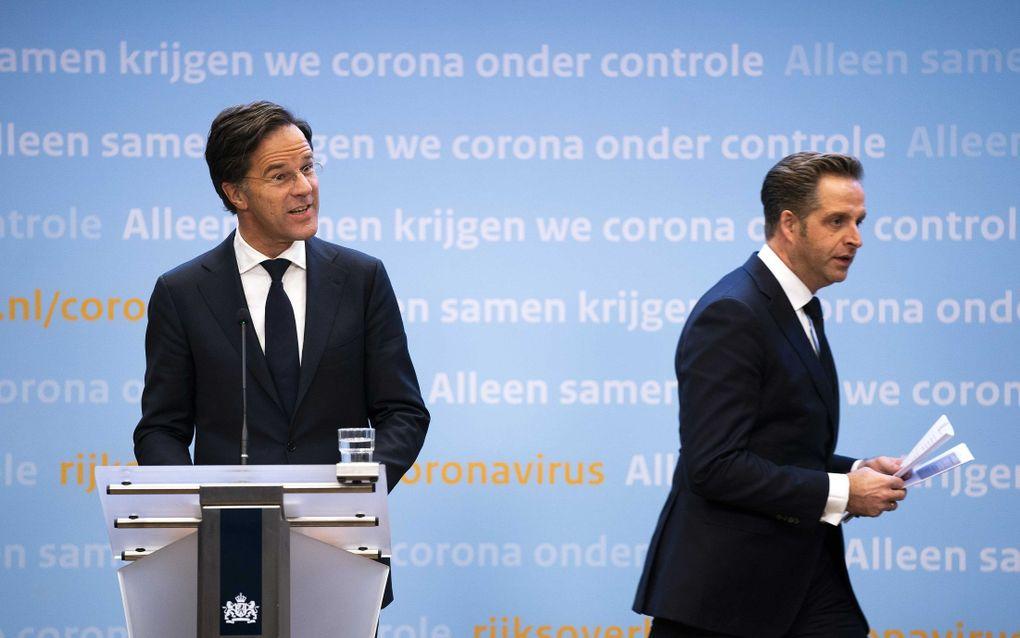 Binnenland Met een app wil het kabinet mensen meer ruimte geven - Reformatorisch Dagblad