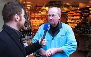 Een lokale ondernemer vertelt over zijn beweegredenen om zijn winkel op zondag dicht te laten. beeld RD